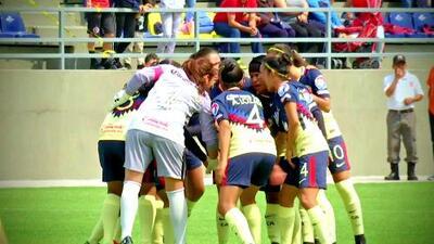 América cerró con broche de oro la última jornada, previo a las finales, de la Liga MX Femenil