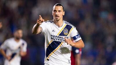 Tras marcar cuatro goles entre miércoles y sábado, Zlatan es el Jugador de la Semana