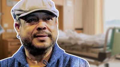 Francisco Céspedes hospitalizado por sufrir un infarto