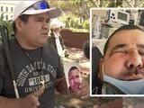 Vendedor ambulante atacado ahora se prepara para pedir Visa U en Los Ángeles
