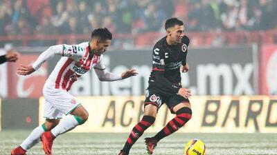 Cómo ver Necaxa vs. Club Tijuana en vivo, por la Liga MX 31 de Agosto 2019