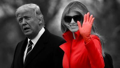 """""""Melania Trump viste disfraces"""": la primera dama y sus dos años de atuendos incorrectos"""