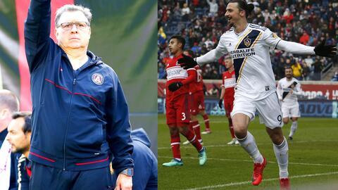 """'Tata' Martino y el duelo frente a Zlatan: """"Lo que lo hace diferente es lo que produce en el área"""""""