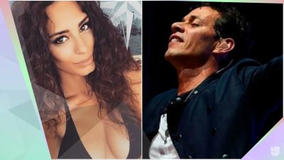 Raffaella Modugno le declara a Marc Anthony su profundo amor