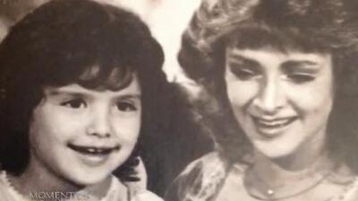 Angélica Vale recuerda su infancia junto a sus padres