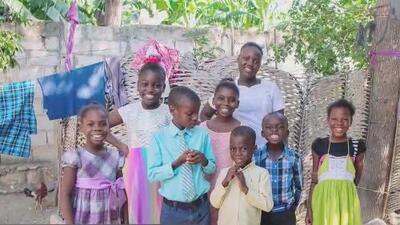 Apoya a Giving Life y ayuda a niños desamparados en Haití
