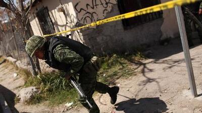 Los carteles se matan por marcar su territorio en México, pero comparten distribuidores de droga en EEUU