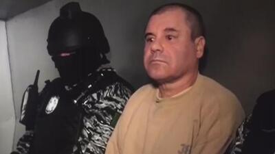 'El Chapo' planeó una tercera fuga de prisión en México antes de que lo extraditaran a EEUU