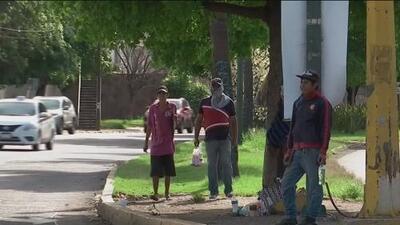 Inmigrantes buscan refugio en Sinaloa, México, por las dificultades para llegar a EEUU
