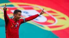 Portugal golea y cierra su preparación rumbo a la Euro 2021