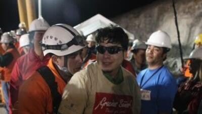 Raúl Bustos, el minero inmortal