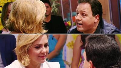 Este cara a cara entre Raúl González y Ana María Canseco terminó con una promesa