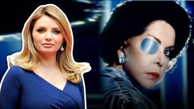 Angélica Rivera podría regresar a la actuación convertida en Catalina Creel
