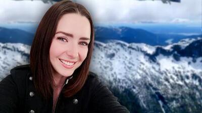 Ariadne Diaz orgullosa de haber enfrentado sus miedos mientras descansa en Canadá