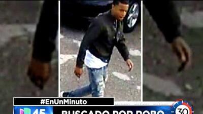 En Un Minuto Houston: Buscan a sospechosos de robar al menos seis vehículos