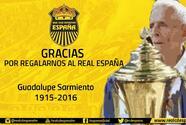 Murió el fundador del Real España de Honduras