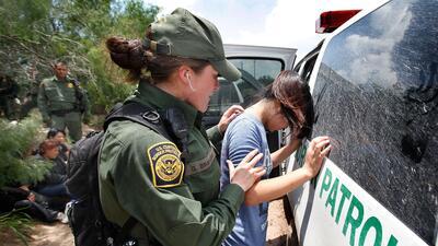 ¿Qué hay detrás de las cifras sobre las detenciones en la frontera publicadas por el DHS?