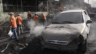 Convocan reunión en Chicago para ayudar a las víctimas del Volcán de Fuego en Guatemala