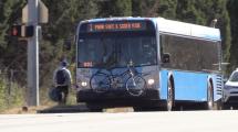 Conductor de un autobús de Capital Metro atropella peatón en el norte de Austin