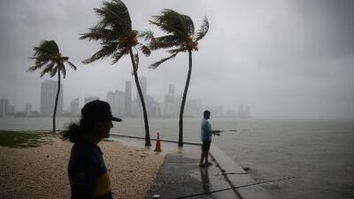 Posibilidades de chubascos y tormentas para este martes en el sur de Florida
