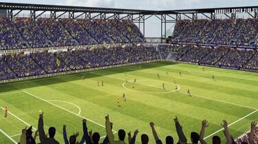Nashville SC lanza plataforma para 'vivir' su nuevo estadio específico