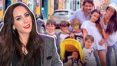 Inés Gómez Mont se ha partido el lomo por sus hijos (y ellos lo saben)