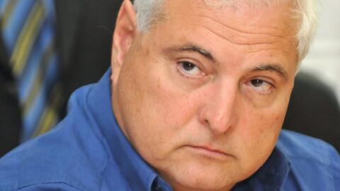 Con propósitos de extradición, expresidente panameño Ricardo Martinelli fue detenido en Miami