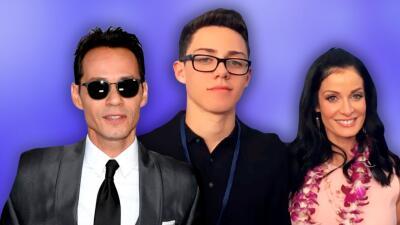 Aceptan en cuatro universidades al hijo mayor de Dayanara Torres y Marc Anthony