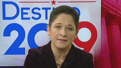 Primera Hora: Susana Mendoza, candidata a la alcaldía de Chicago, habla de sus planes para combatir la corrupción y la inseguridad
