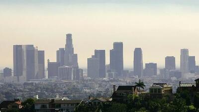 A Los Ángeles le espera una tarde de viernes con cielos nublados y temperaturas frescas