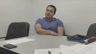 """""""Se destruyó mi vida ya"""": lo que dijo el hermano del presidente de Honduras en un video de la DEA"""
