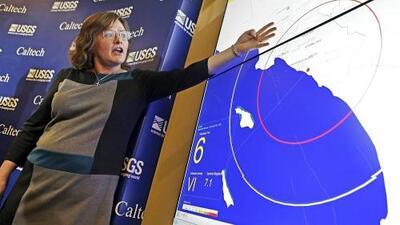 """""""Tenemos que estar preparados"""": el sentimiento de los californianos por la nueva alerta sísmica"""