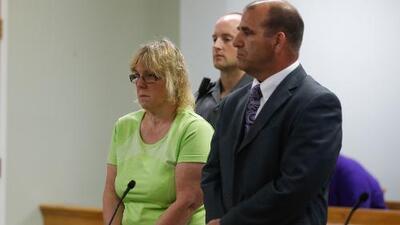 Joyce Mitchell se declara inocente