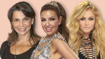 Mariana Garza explica por qué a pesar de Timbiriche no es amiga de Paulina Rubio (pero adora a Thalía)