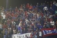 ¡Una pesadilla! Fans del Medellín son maltratados en Argentina