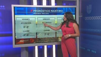 Probabilidad de lluvias fuertes para la zona central y oeste durante este viernes