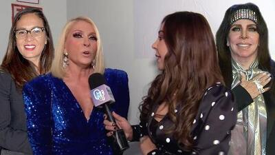 Gelena Solano puso en aprietos a Yuri al preguntarle sobre la polémica entre Yolanda Andrade y Verónica Castro