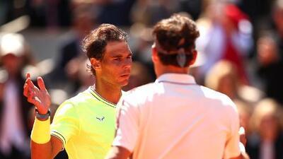 Nadal jugaría con Federer en una hipotética Semifinal de Wimbledon