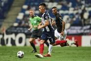 Con goles de Jesús Gallardo, Vincent Janssen y Luis Sanchez, Monterrey vence 3-1 al Atlético Pantoja en la vuelta de los octavos de final de la Concacaf Liga de Campeones.