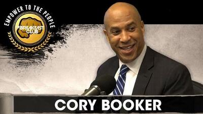 Cory Booker On 2020 Presidential Run, Big Pharma, Domestic Agenda + More