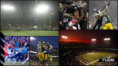 Las imágenes de impacto en la Semana 10 de la NFL