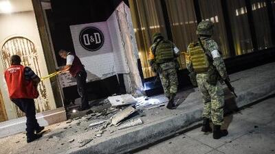 Varios muertos y ocho países con alerta de tsunami por terremoto de magnitud 8.2 en México
