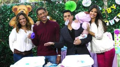 Ideas para organizar un 'baby shower' divertidísimo