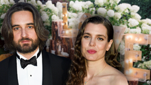 Ahora sí habrá boda: la hija de Carolina de Mónaco se casará por primera vez con el papá de su segundo hijo