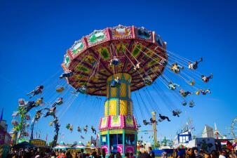 En fotos: Los principales atractivos de esta temporada de Ferias y Festivales en el Valle Central