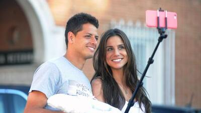 Camila Sodi no quiere hablar del Chicharito y los de 'El otro lado de la cama' tampoco