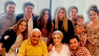 La familia Fernández se reúne para celebrar el cumpleaños de doña Cuquita