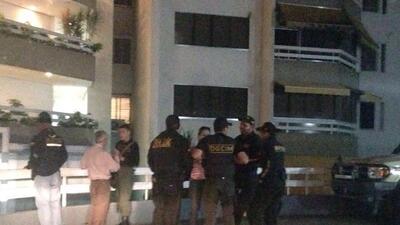 Allanan casa de la extesorera y exjefe de seguridad de Chávez señalados en los Papeles de Panamá