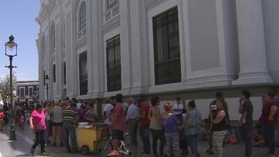 Esto es lo que se vive en Ponce tras el paso del huracán María por Puerto Rico