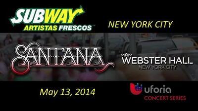 Recap Uforia Concert: Carlos Santana